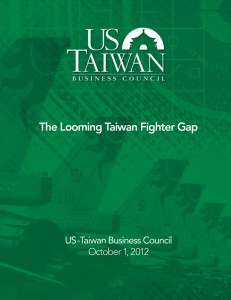 Report Cover: The Looming Taiwan Fighter Gap